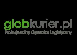 Logo brokera kurierskiego globkurier.pl