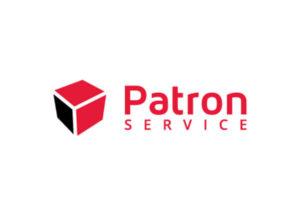 Logo kuriera Patron Service