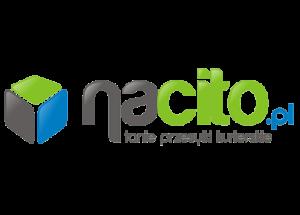 Logo brokera kurierskiego nacito.pl