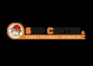 Logo brokera kurierskiego shipcenter.pl