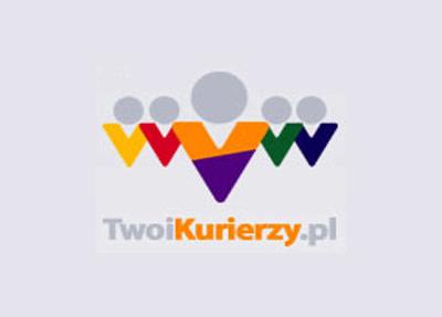 Logo brokera kurierskiego twoikurierzy.pl