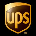 UPS logo kurier