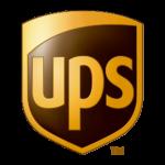 Logo kurier UPS