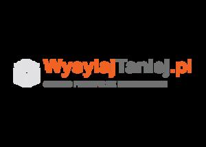 Logo brokera kurierskiego wysylajtaniej.pl