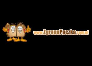 Logo brokera kurierskiego zgranapaczka.com.pl