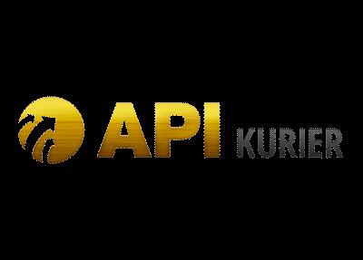 Logo brokera kurierskiego APIkurier