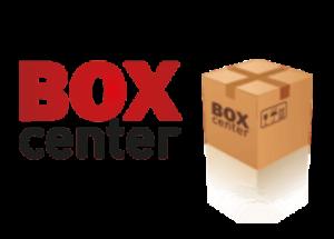 Logo brokera kurierskiego box-center.pl