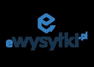 Logo brokera kurierskiego ewysylki.pl