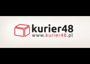 Logo brokera kurierskiego kurier48.pl