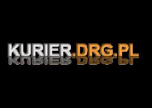 Logo brokera kurierskiego kurier.drg.pl