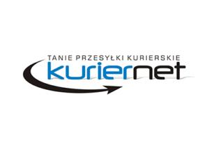 Logo brokera kurierskiego kuriernet