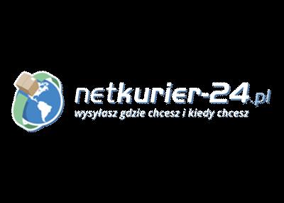 Logo brokera kurierskiego netkurier-24.pl