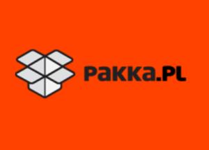 Logo brokera kurierskiego pakka.pl