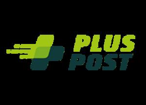 Logo brokera kurierskiego pluspost.pl
