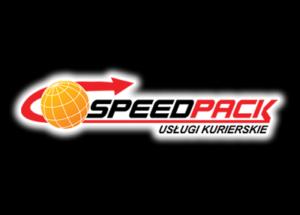 Logo brokera kurierskiego speedpack.com.pl