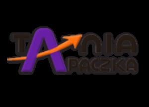 Logo brokera kurierskiego tania-paczka.pl