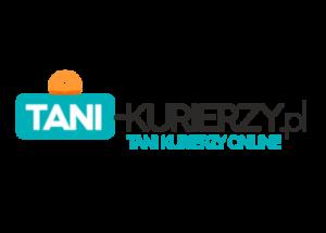 Logo brokera kurierskiego tani-kurierzy.pl