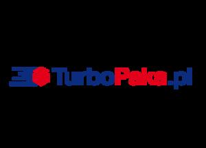 Logo brokera kurierskiego turbopaka.pl