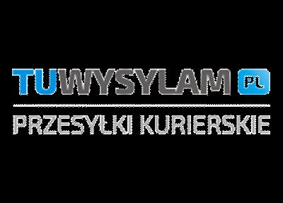 Logo brokera kurierskiego tuwysylam.pl
