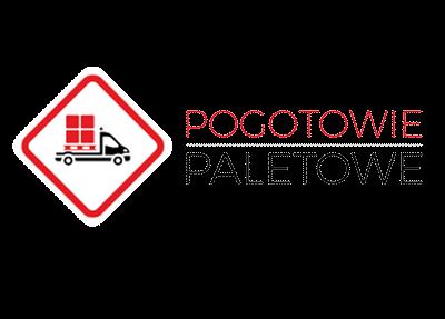 Logo brokera kurierskiego PogotowiePaletowe