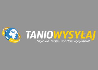 Logo brokera kurierskiego TanioWysylaj