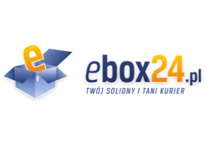 Logo brokera kurierskiego ebox24.pl