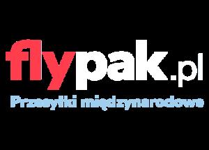 Logo brokera kurierskiego flypack.pl