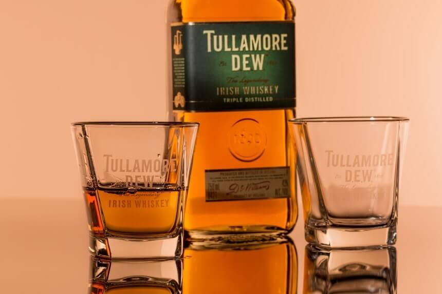 whiskey towar zakazany w przewozie kurierem UPS