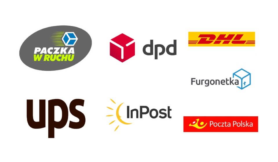 Integracja kurierów i brokerów ze sklepem internetowym