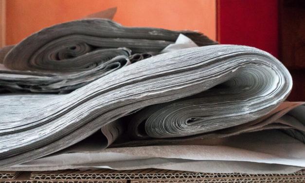Papier pakowy idealny do pakowania paczek