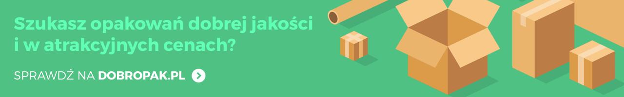 Kartony i opakowania dobrej jakości - DobroPak.pl - Dobre opakowania