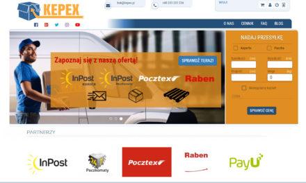 Nowy broker kurierski na JakimKurierem.pl – Kepex.pl
