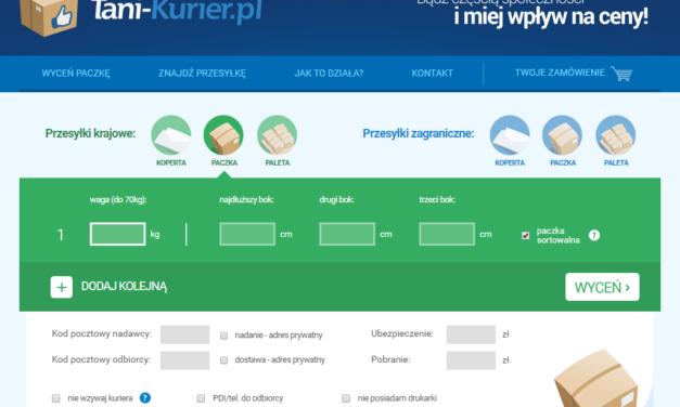 Kolejny broker kurierski na liście JakimKurierem.pl