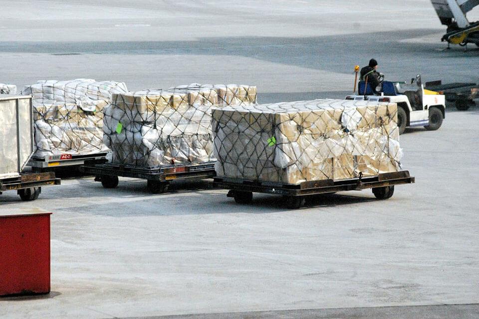 Wysyłka ciężkiej paczki kurierem DPD