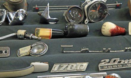 Wysyłka części samochodowych kurierem DPD