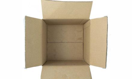 Sprawdzenie zawartości przesyłki kurierskiej