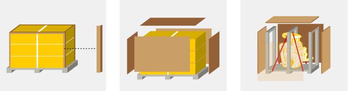 jak zapakować paletę