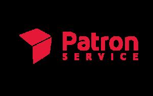 Logo kuriera PatronService