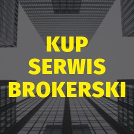 sprzedaż serwisów brokerskich