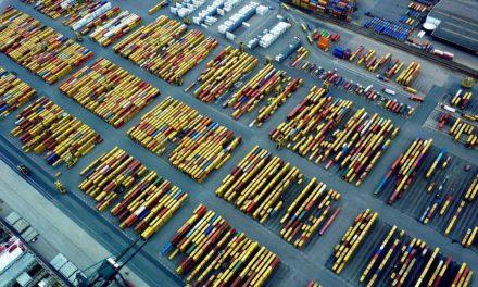 Logistyka i spedycja morska kontenerowa