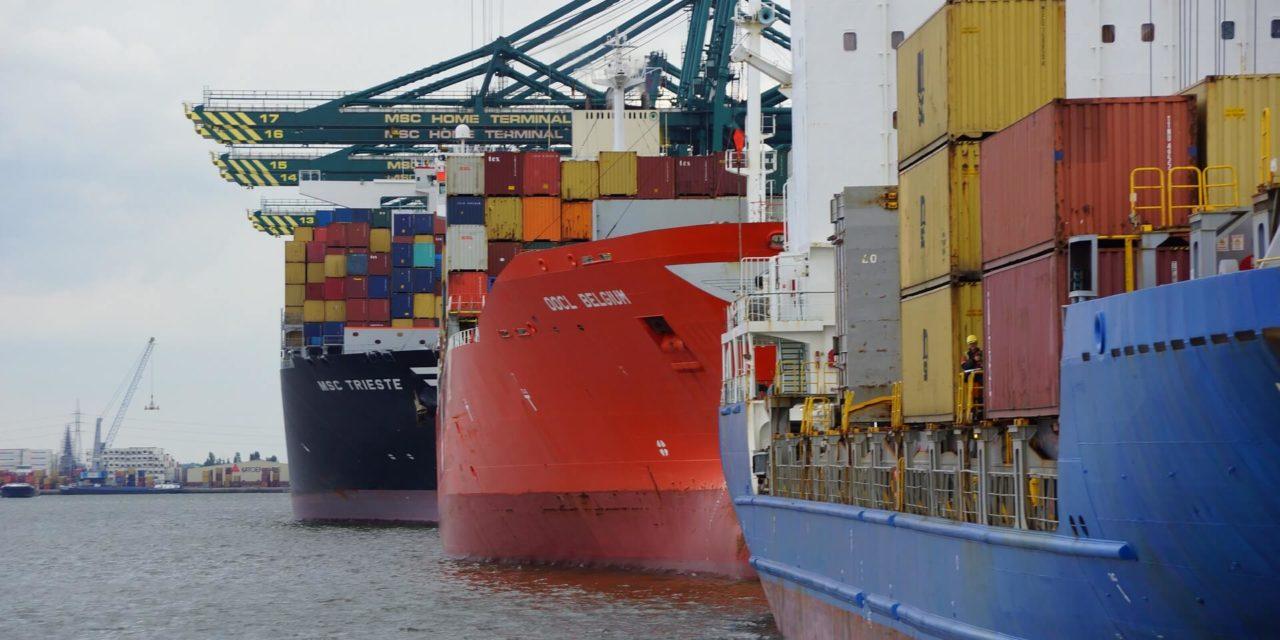 Transport i fracht morski