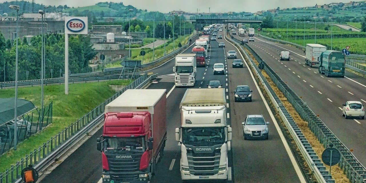Transport i spedycja drogowa