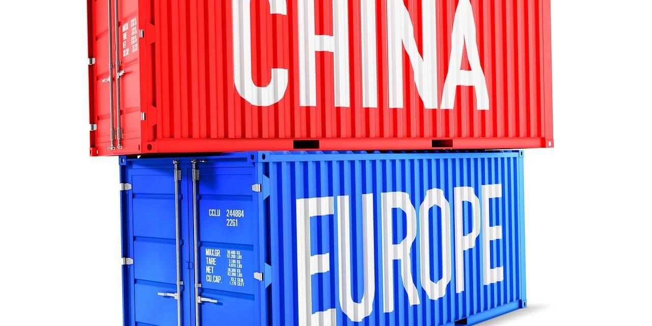 Transport koleją z Chin do Polski