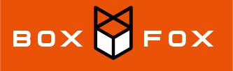 Box Fox logo brokera kurierskiego