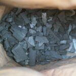 Węgiel kurierem – na palecie